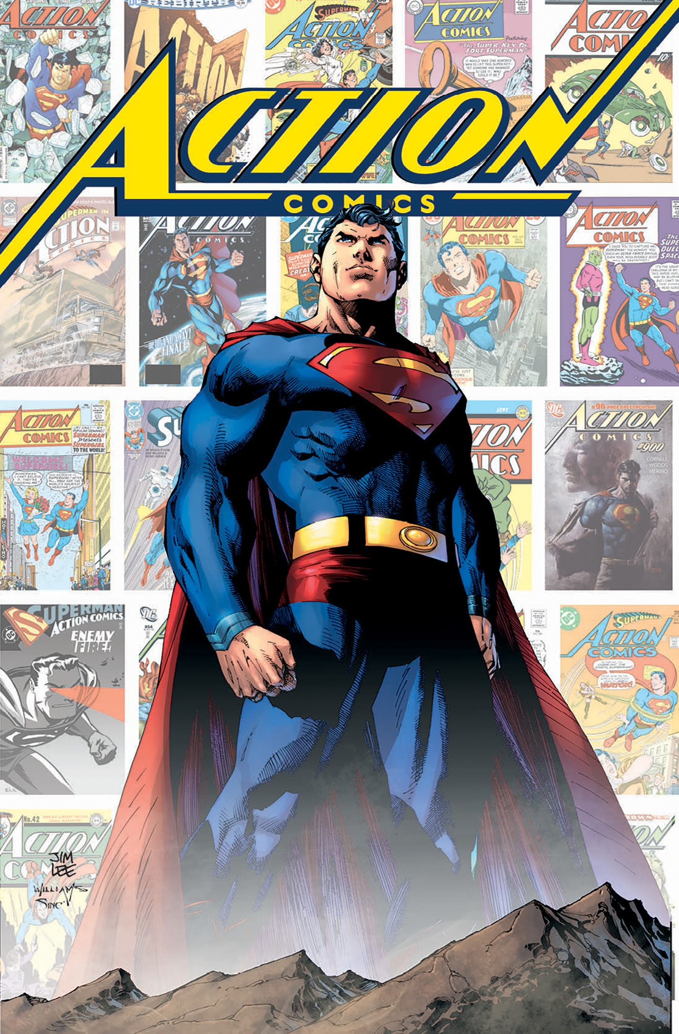Image result for action comics 1000