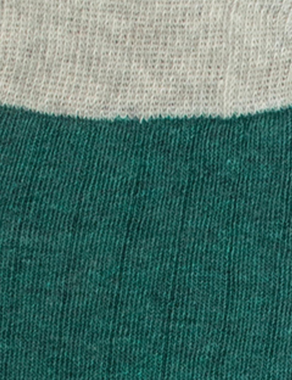 Tama/ño del fabricante:G Naive OXF28L Calcetines altos para Hombre, Verde 28 43//46