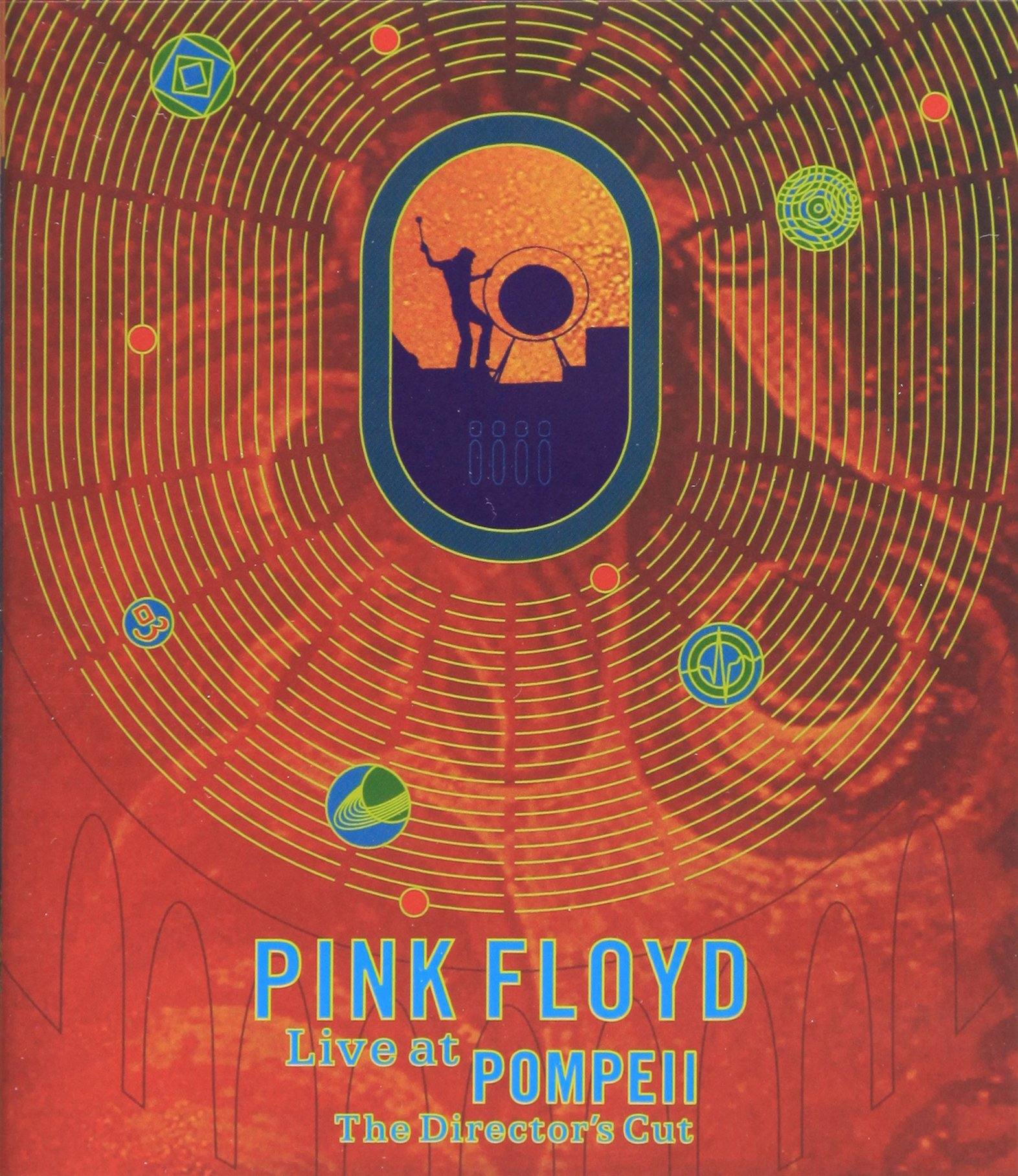 Pink Floyd - Live at Pompeii (Director's Cut) by Hip-O