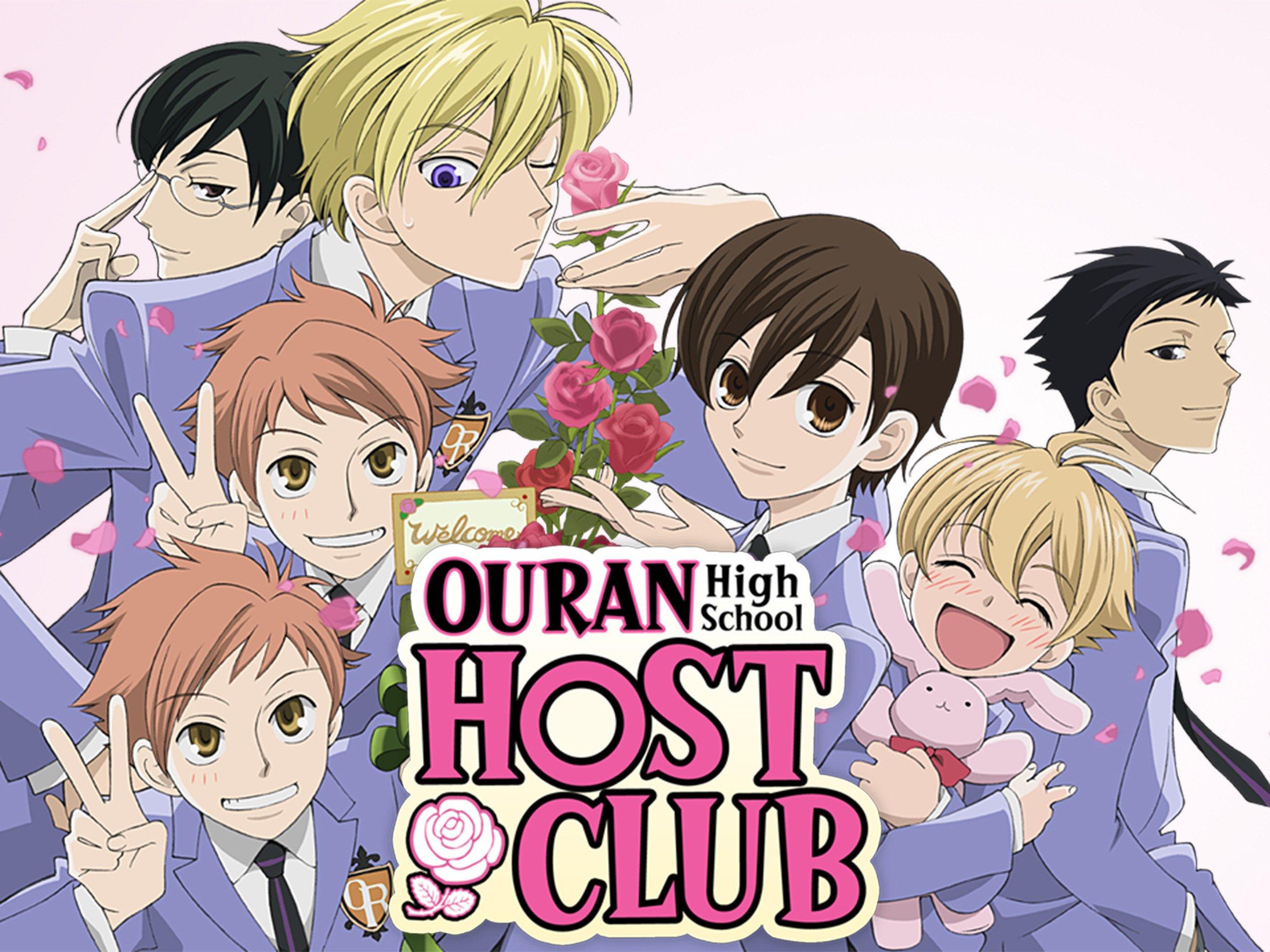 Ouran high school dating sim staffordshire dating free
