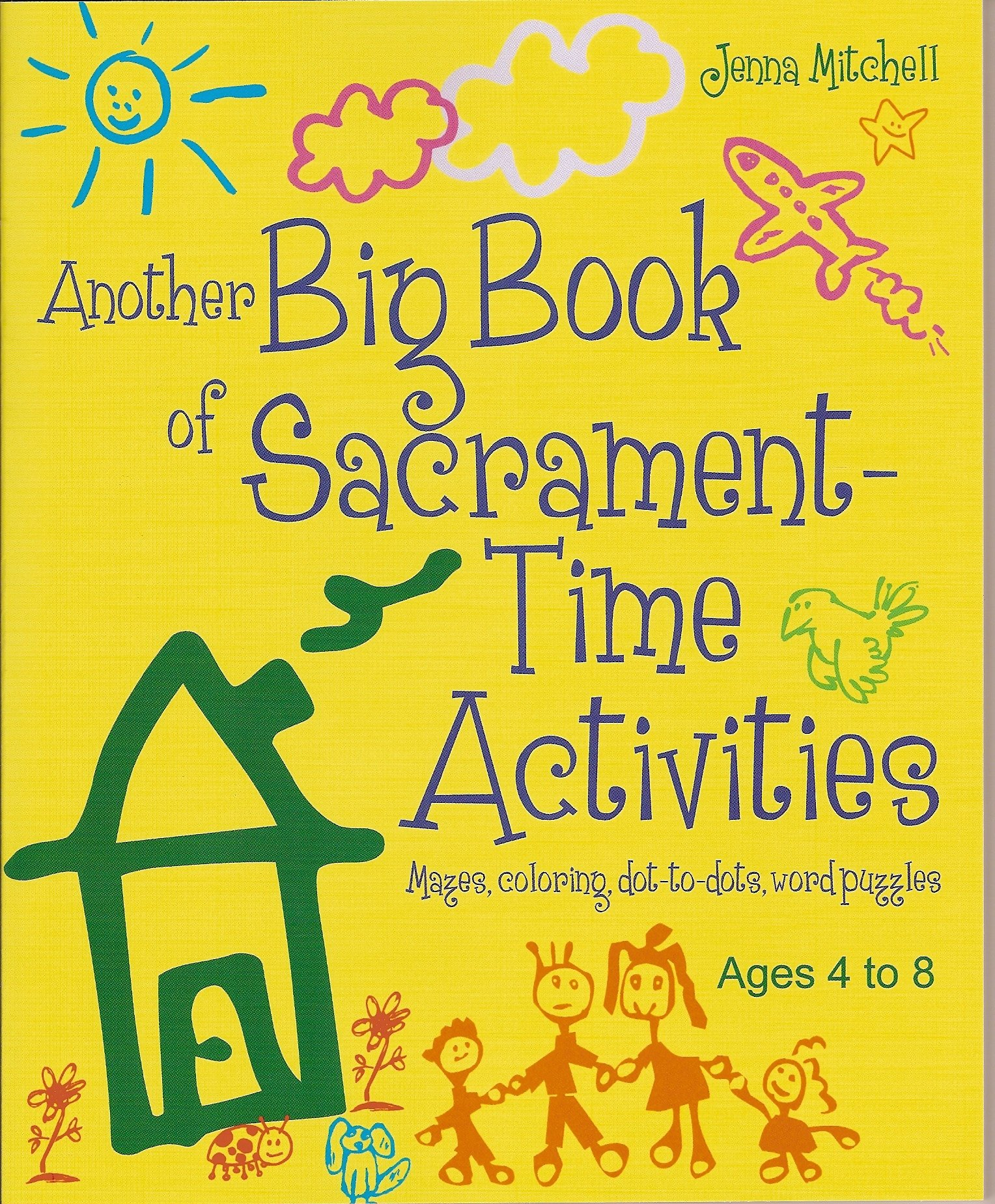 Download Another Big Book of Sacrament Time Activities PDF