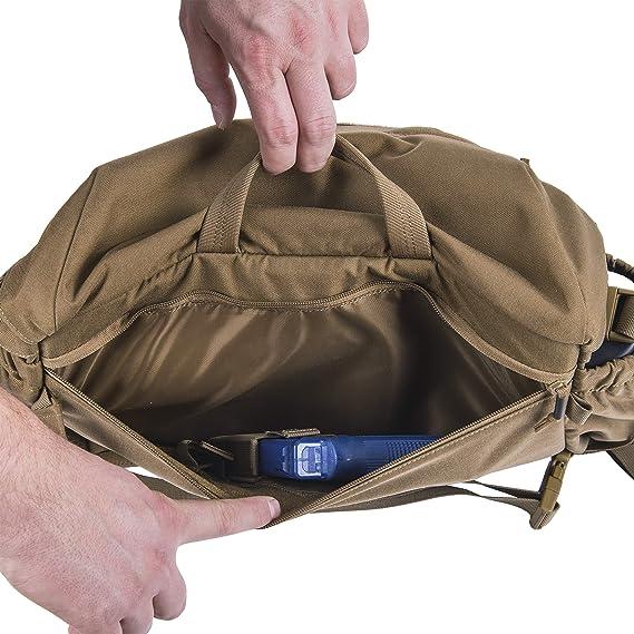 Olive Green Cordura Helikon-Tex Urban Courier Bag Medium