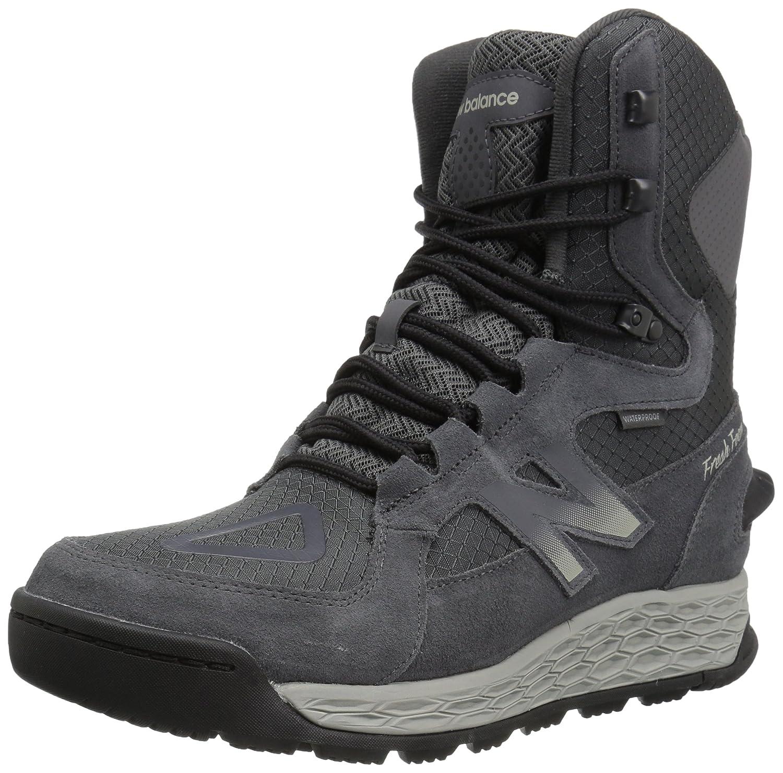 New Balance Men's 1000V1 Fresh Foam Walking Shoe B01N43LG92 14 2E US|Grey/White
