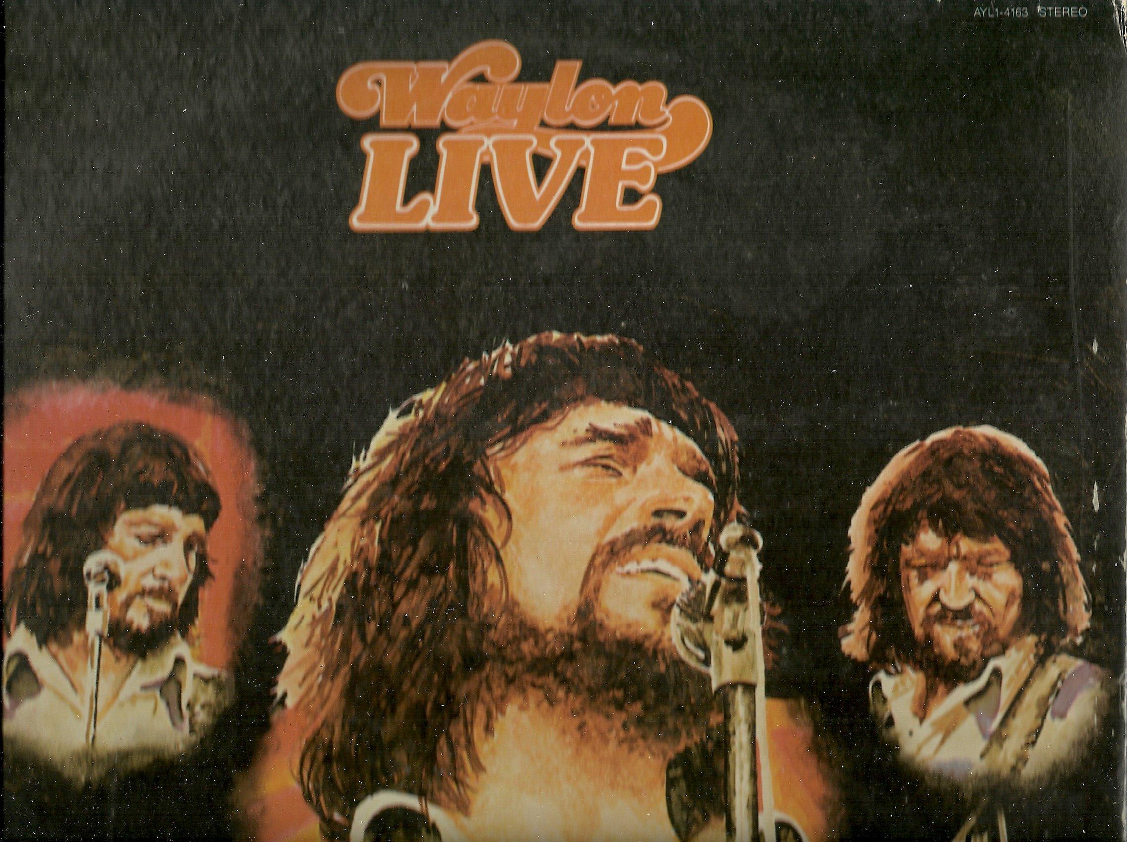 Waylon Live by RCA