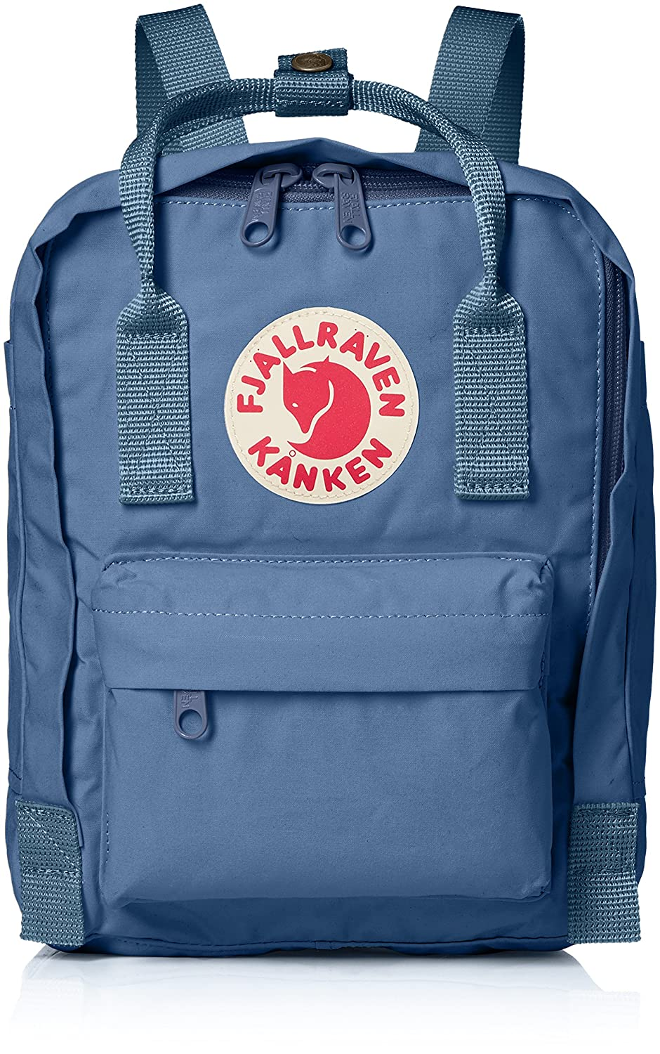 [フェールラーベン] リュック Kanken Mini 23561-Official B0799CNFFL Blue Ridge Blue Ridge
