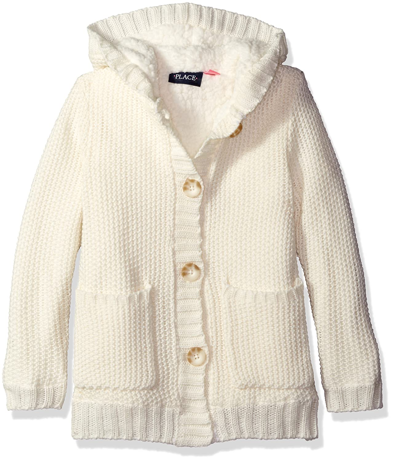 The Children's Place Girls' Knit Jacket 2048045-1
