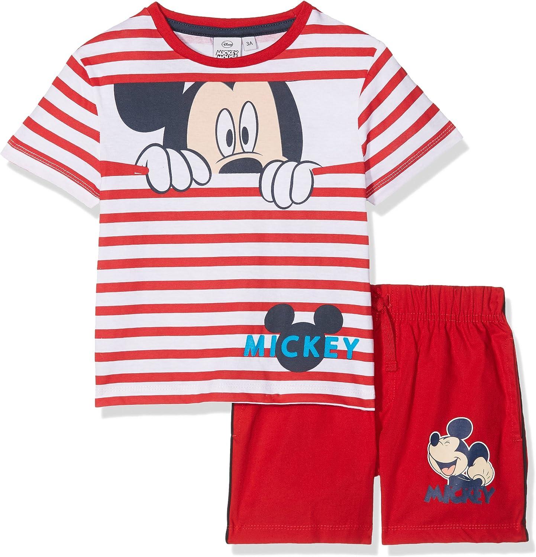 Completo Sportivo Bambino Mickey Mouse Fun Mickey