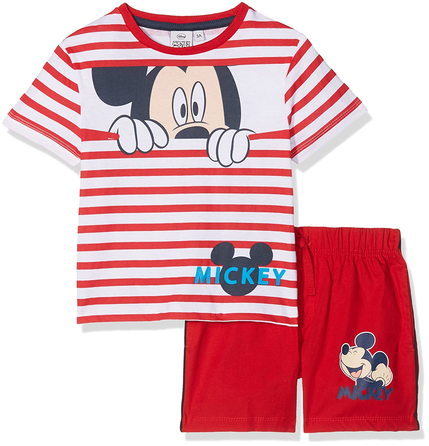 Mickey Mouse Boy's Fun Sportswear Set ER1429