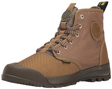Palladium Men's Pampatech Hi Tx Combat Boot, Butternut, ...