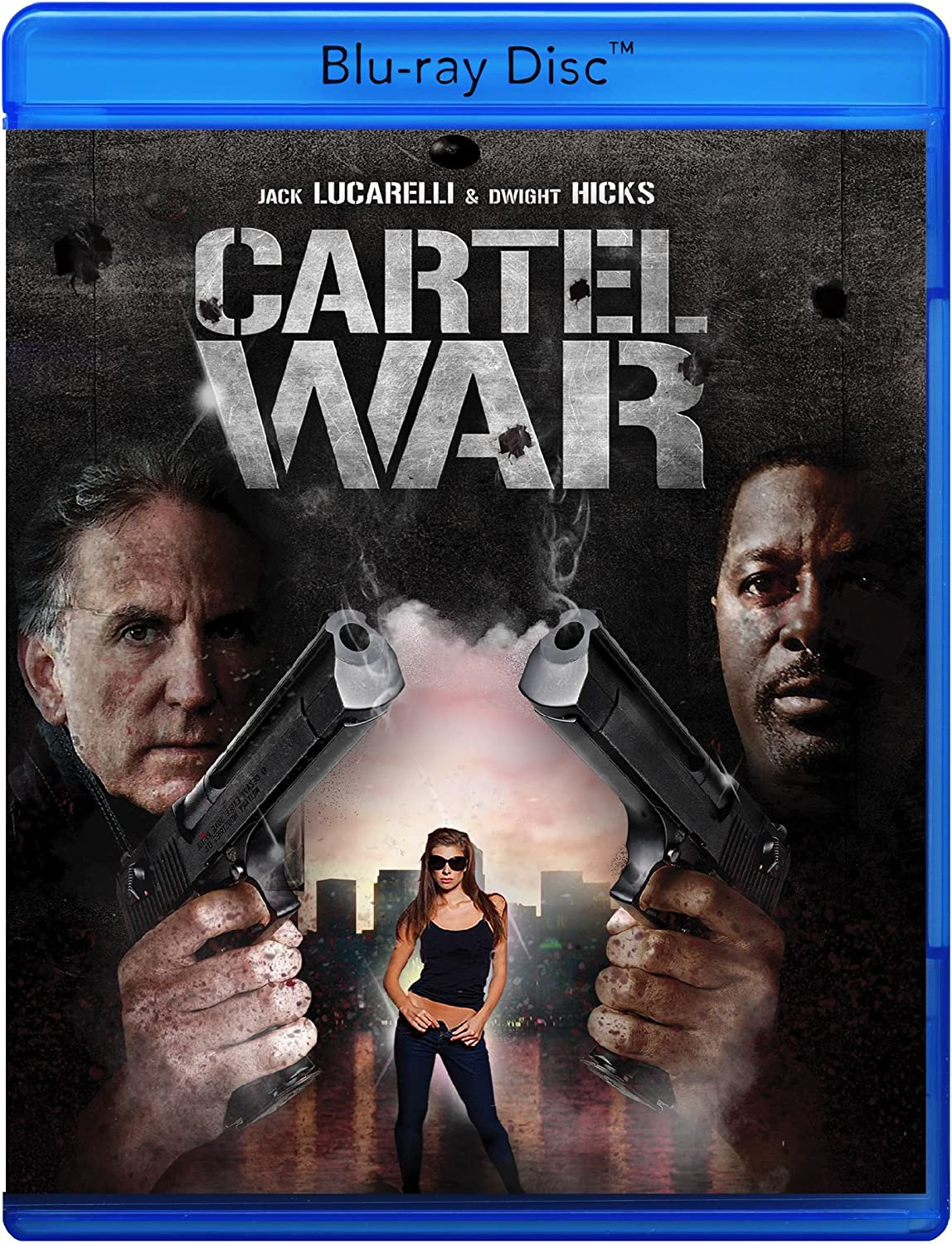 Amazon.com: Cartel War [Blu-ray]: Dwight Hicks, Roberto ...