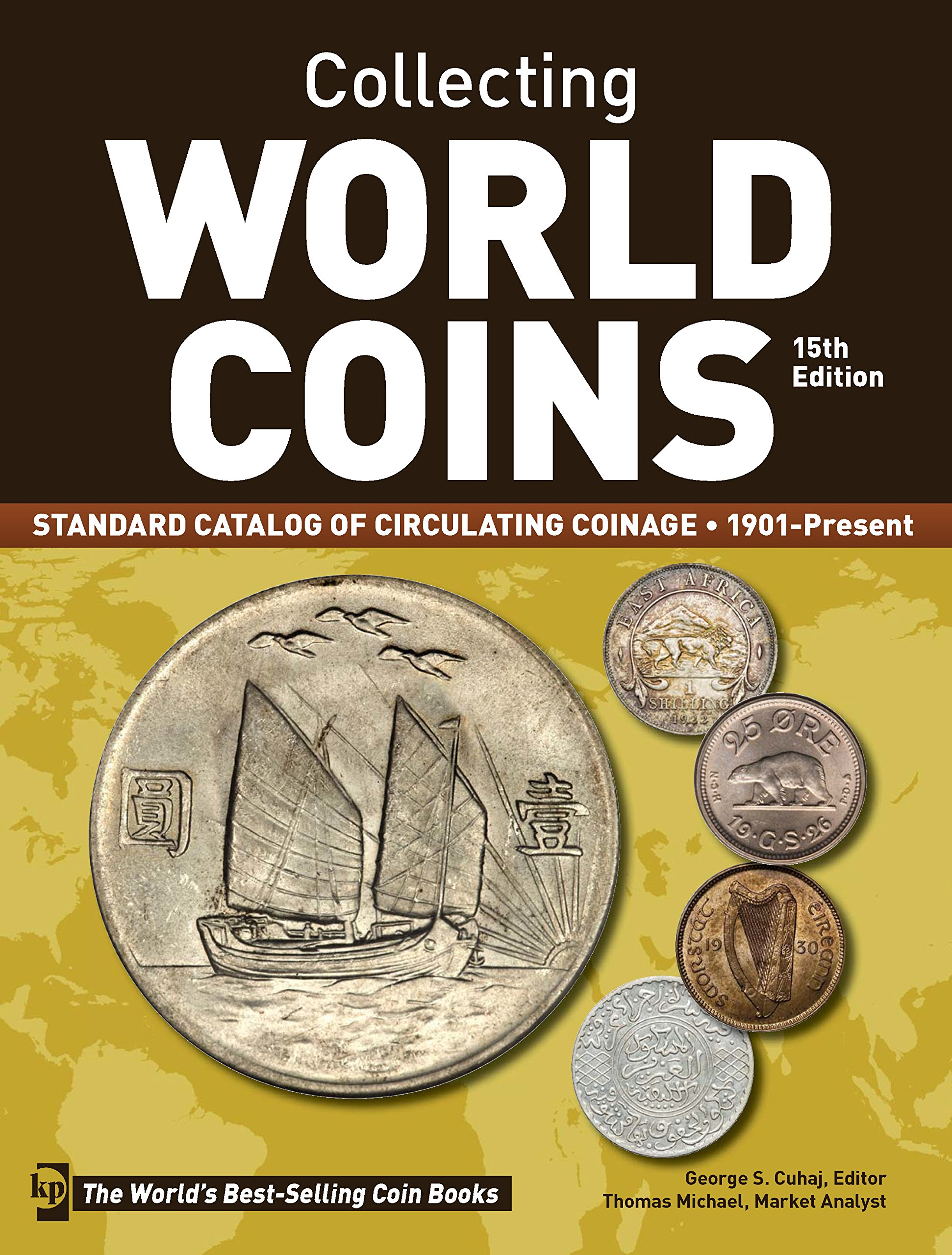 Amazon com: Collecting World Coins, 1901-Present: Standard