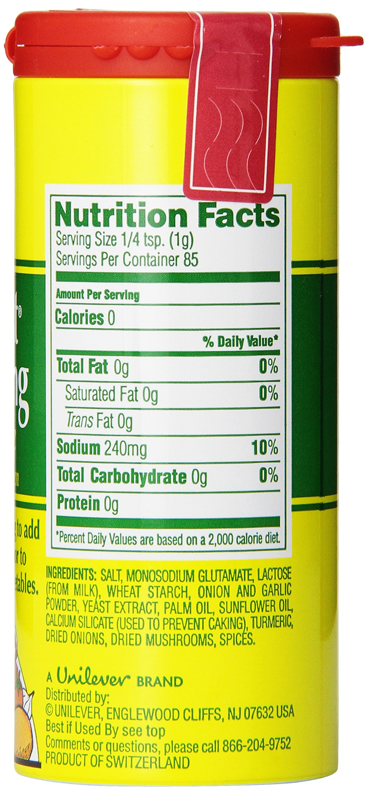 Knorr Aromat Seasoning, 3 Ounce (Pack of 12) by Knorr (Image #5)