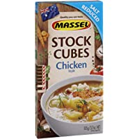 Massel, Stock Cubes Salt Reduced Chicken Style, 105g, Salt Reduced Chicken Style