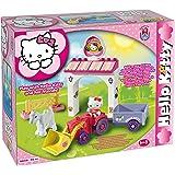 Androni Giocattoli - Juego de construcción para niños Hello Kitty de 18 piezas (Androni Giocattoli s.r.l. 108658HK)