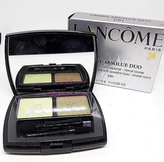 Lancôme Dúo sombra de ojos Radiant Smoothing eye C01: Amazon.es: Belleza
