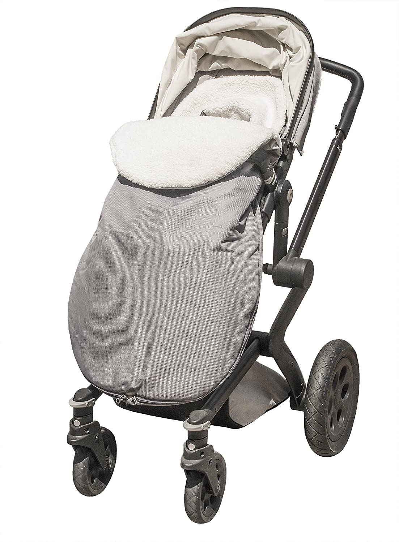 Grey Jolly Jumper Snuggle Bag Stroller