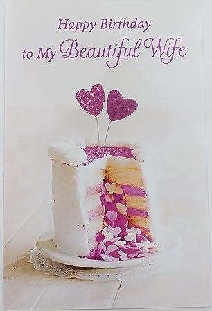 Amazon Happy Birthday To My Beautiful Wife From Husband
