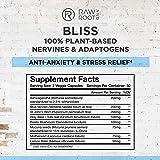 Bliss (Holistic Nervine Herbs) - Adaptogens
