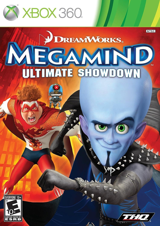 amazon com megamind ultimate showdown xbox 360 thq inc video