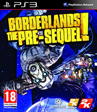 Borderlands: The Pre-sequel! (PS3): Amazon co uk: PC & Video