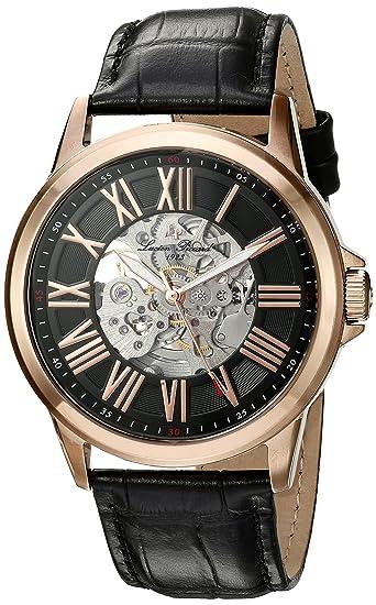 Reloj - Lucien Piccard - para Hombre - LP-12683A-RG-01: Amazon.es: Relojes
