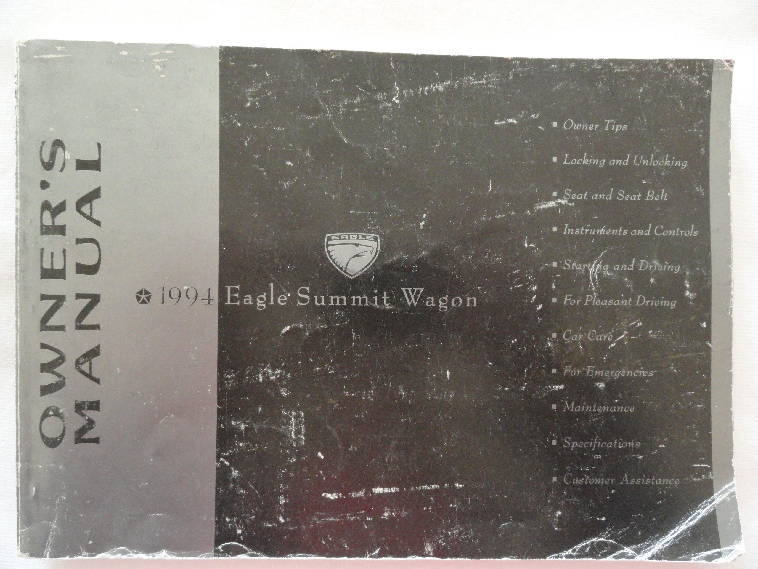 eagle summit manual