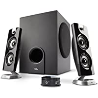 Cyber Acoustics 2.1-Ch. Speaker System