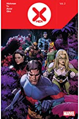 X-Men by Jonathan Hickman Vol. 2 (X-Men (2019-)) Kindle Edition