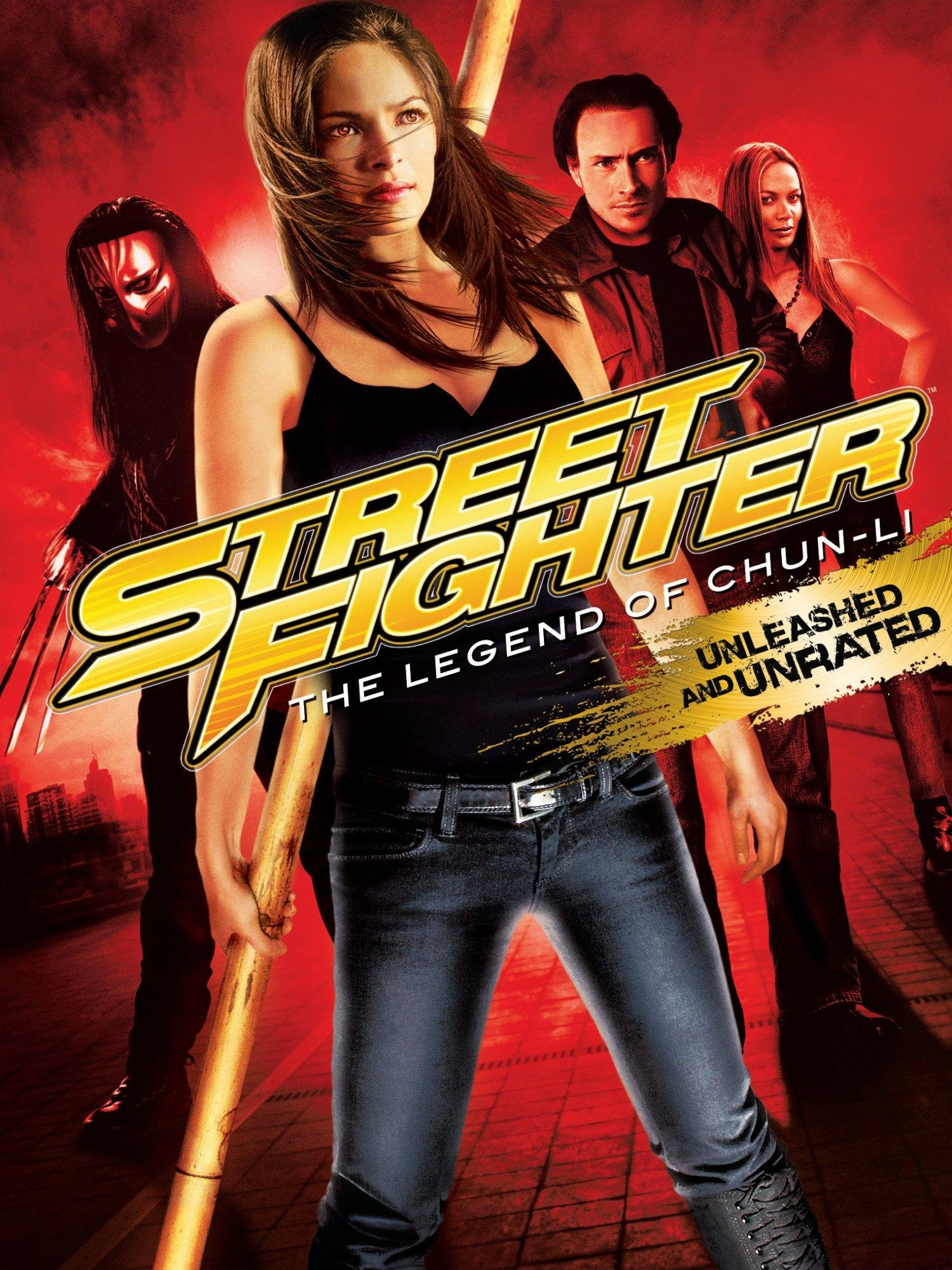 Amazon.com: Street Fighter: The Legend of Chun-Li UNRATED ...