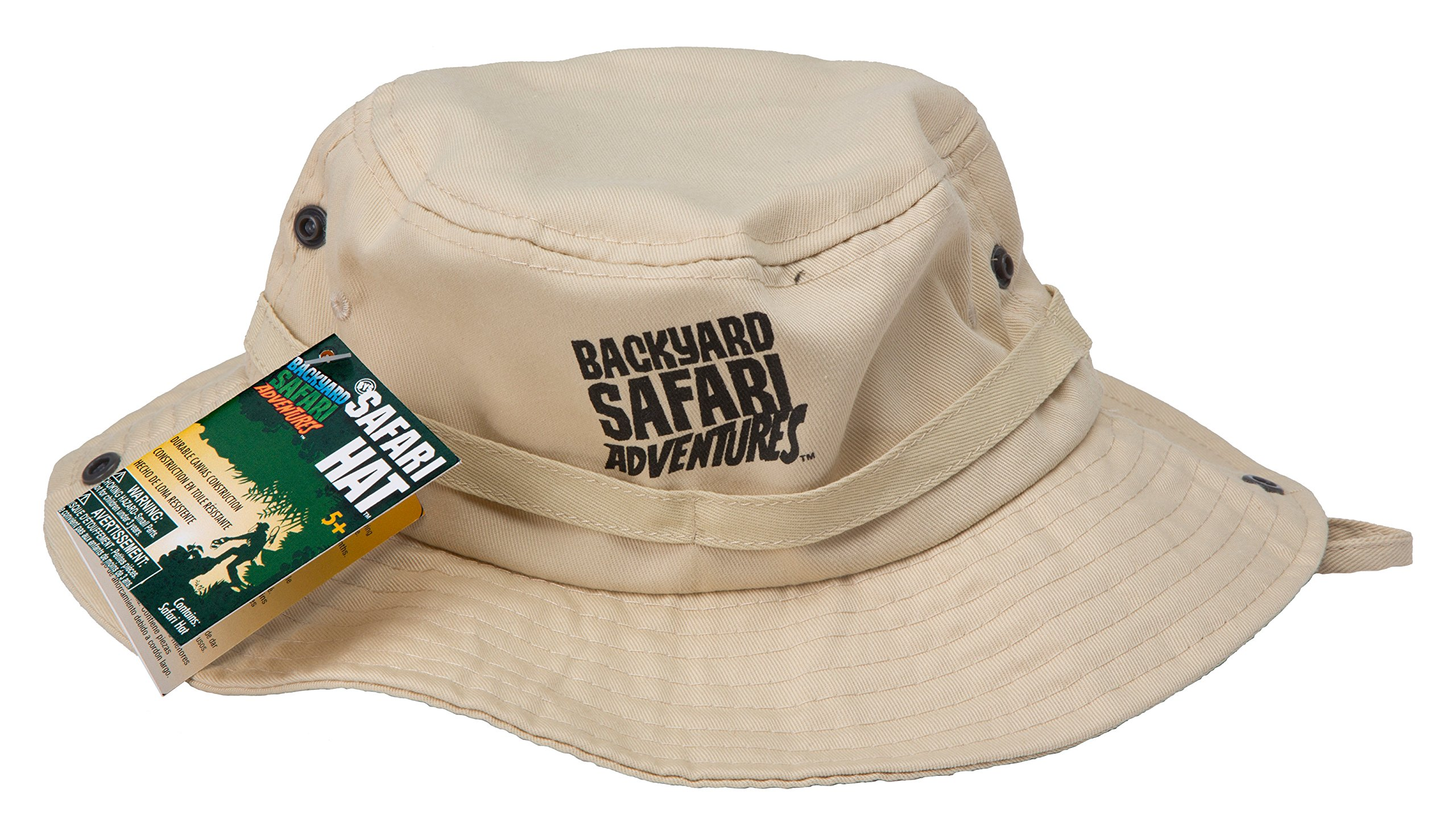 Backyard Safari Hat by Backyard Safari Company