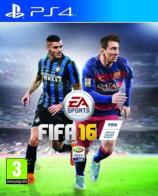 620 opinioni per FIFA 16- PlayStation 4