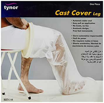 Buy Tynor Cast Cover Leg Universal Online At Low Prices In India