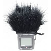 Master Sound ZOOM H2, Windscreen Muff for recorder ZOOM H2 to protect the record from the wind, easy to put on hand recorders, made in the EU from certified, high-quality and reliable materials, Record in a high quality