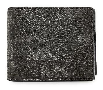 1057883db2fda Amazon.com  Michael Kors Jet Set Brown Men s Billfold W Passcase Wallet  (36H7LMNF6B)  Authentic Watch Dealer