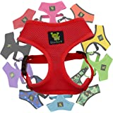 EcoBark Dog Harness Soft Gentle No Pull No Choke Dog Harnesses Double Padded Halter Ultra Cushion Walking Breathable…