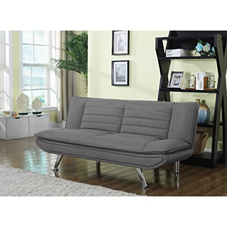 Amazon.com: Posavasos tela sofá cama con acabado en café ...