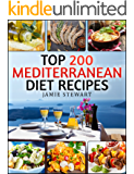 Top 200 Mediterranean Diet Recipes