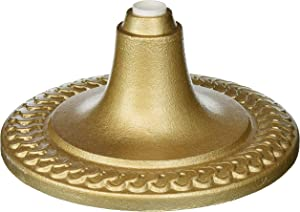 US Flag Store 050540 Gold Braided Leaf Floor Stand