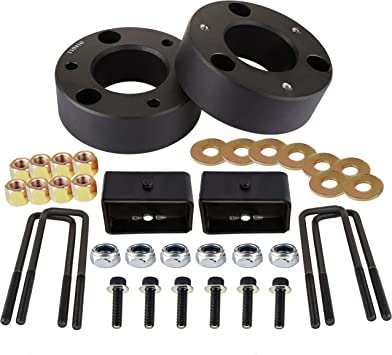 "3/"" Front Rear Level Lift Kit Spacer Fit Chevy Silverado 1500 2008 2009 2010 11"