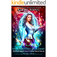 SSS: Year Five (The Supernatural Spy Academy Book 5)