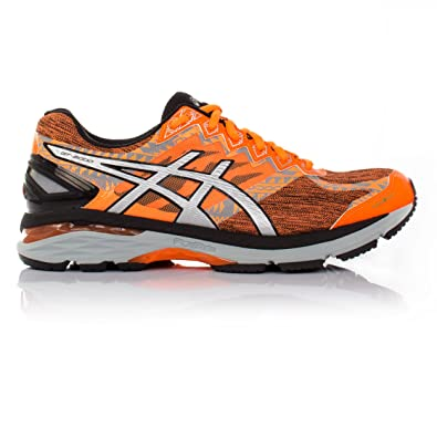 ASICS GT 2000 4 Lite-Show PlasmaGuard Hot Orange Silver Black
