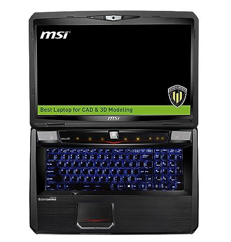 MSI WT73VR 7RM-1028ES - Ordenador portátil de 17.3