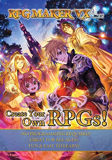 Amazon.com: RPG Maker VX Ace - Steam Edition [Online Code ...
