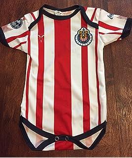 c31526bfd5d Amazon.com  ESF Chivas de Guadalajara Baby Bodysuit Mameluco ...