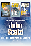 Old Man's War Boxed Set I: Old Man's War, The Ghost Brigades, The Last Colony