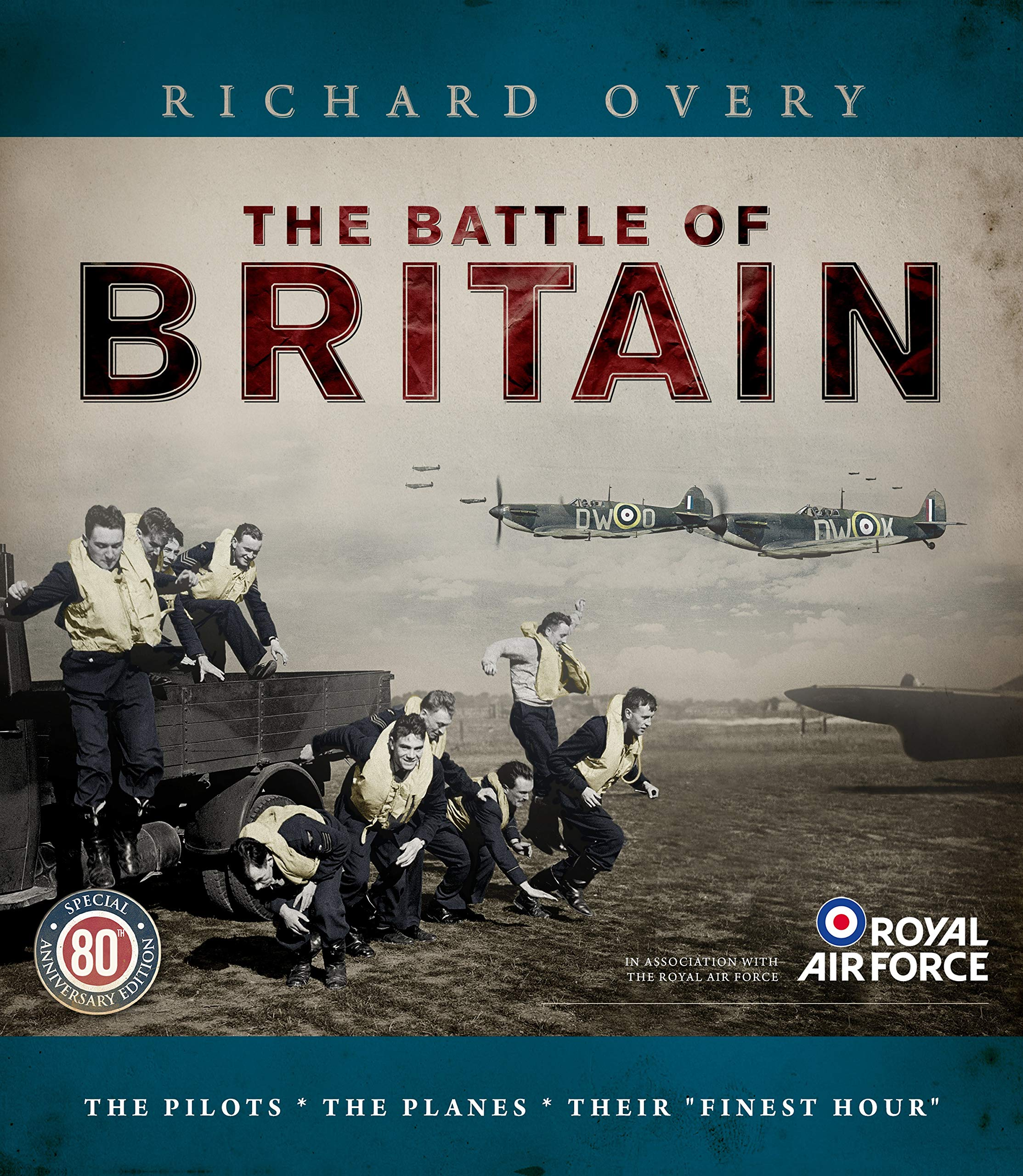 Overy, R: Battle of Britain: Amazon.es: Overy, Richard: Libros en idiomas extranjeros