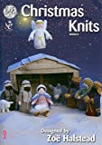 King Cole Christmas Knits 3 Knitting Pattern Book by King Cole