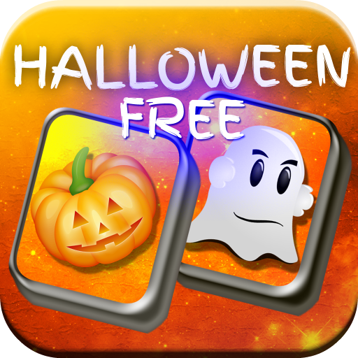 Mahjong Halloween Joy Free Version -