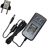 HQRP AC Adapter Works with Logitech Squeezebox Wi-Fi Internet Radio 993-000385 534-000245 PSAA18R-180 X-R0001 930-000097 930-000101 930-000129 830-000080 830-000070 534-000248 090453-12