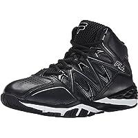 FILA - Zapatillas de Baloncesto para Hombre, Azul Marino Castlerock/Blanco, 11 M US